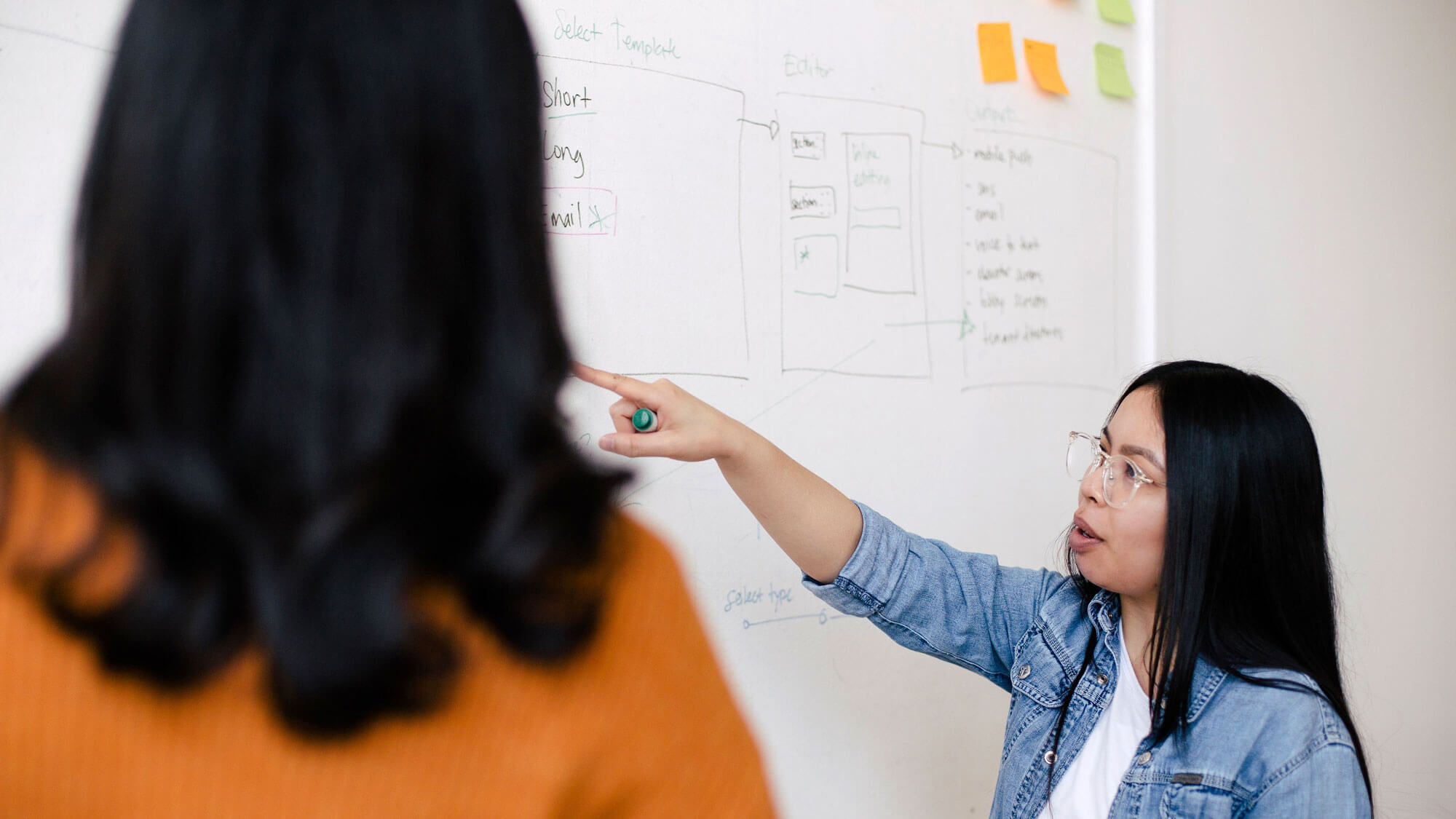 Great innovation managers support and challenge innovators within the organization